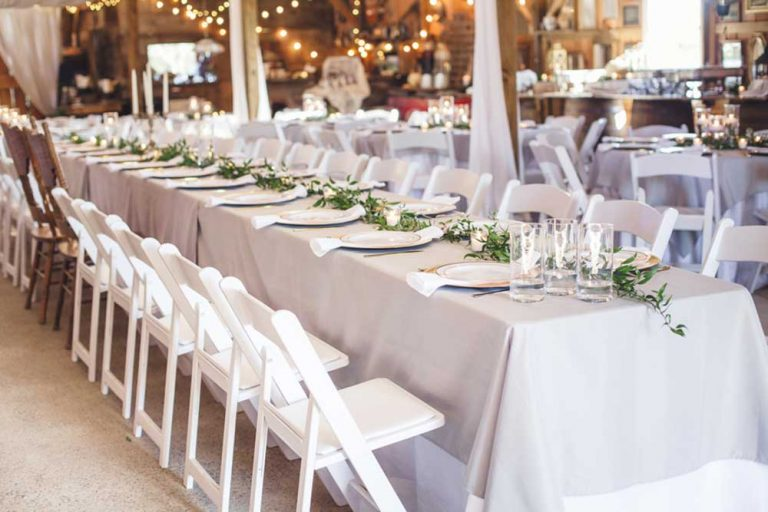 tablescape styles at the barn at drewia hill