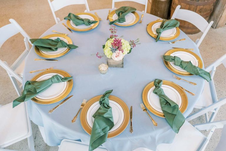 Wedding Trends at the Barn at Drewia Hill